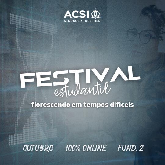 Festival Estudantil 2021